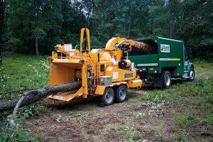 Broyeur forestier thermique 61 cm de diamètre - Bandit 21XP