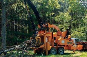 21XP Bandit - Broyeur forestier élagage professionnel