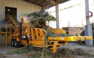 Bandit 2680 boryeur de bois ALM