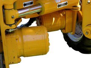 Rogneuse de souche moteur hydraulique, 2 ou 4 roues motrices 2550 Bandit ALM