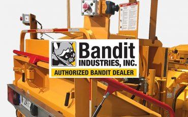 Normes de sécurité et conformité broyeur de branches Bandit ALM.