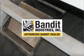 Dispositif de sécurité Bandit coupe corde pour broyeur de branches ALM