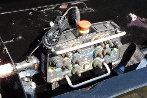 Dessoucheuse thermique prise 12V intégrée SG-75 Bandit ALM.