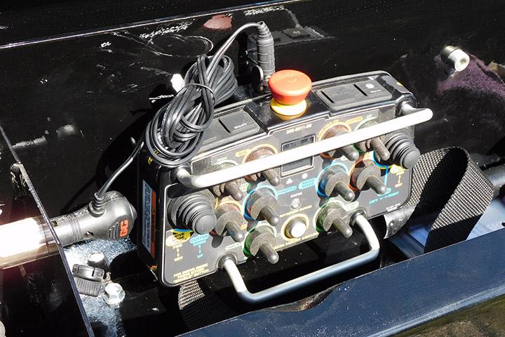Dessoucheuse thermique SG-75 Bandit