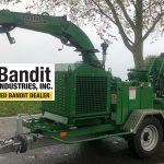 Broyeur thermique bioéthanol Bandit 12X – D'une branche à l'autre !