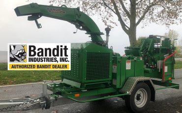 Broyeur thermique bioéthanol Bandit 12X ALM Vives