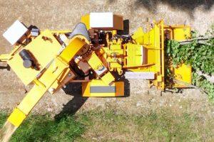 Broyeur thermique diamètre admissible 230 mm Bandit 90XP ALM