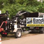 Broyeur végétaux bioéthanol Bandit 12XP – Sylvatech !